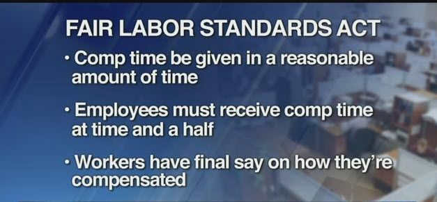 Extra cash or time off? Overtime employees may soon have a choice
