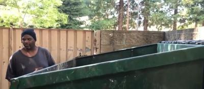 Good Samaritans rescue baby abandoned in dumpster