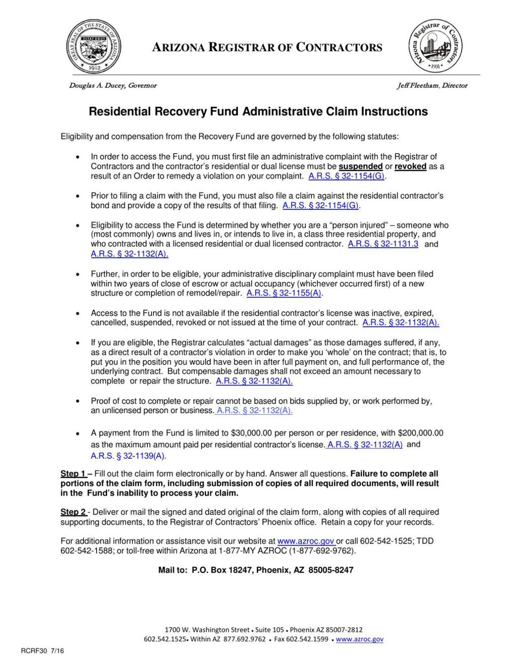 Update: Agency to return money to victimized homeowners | 3