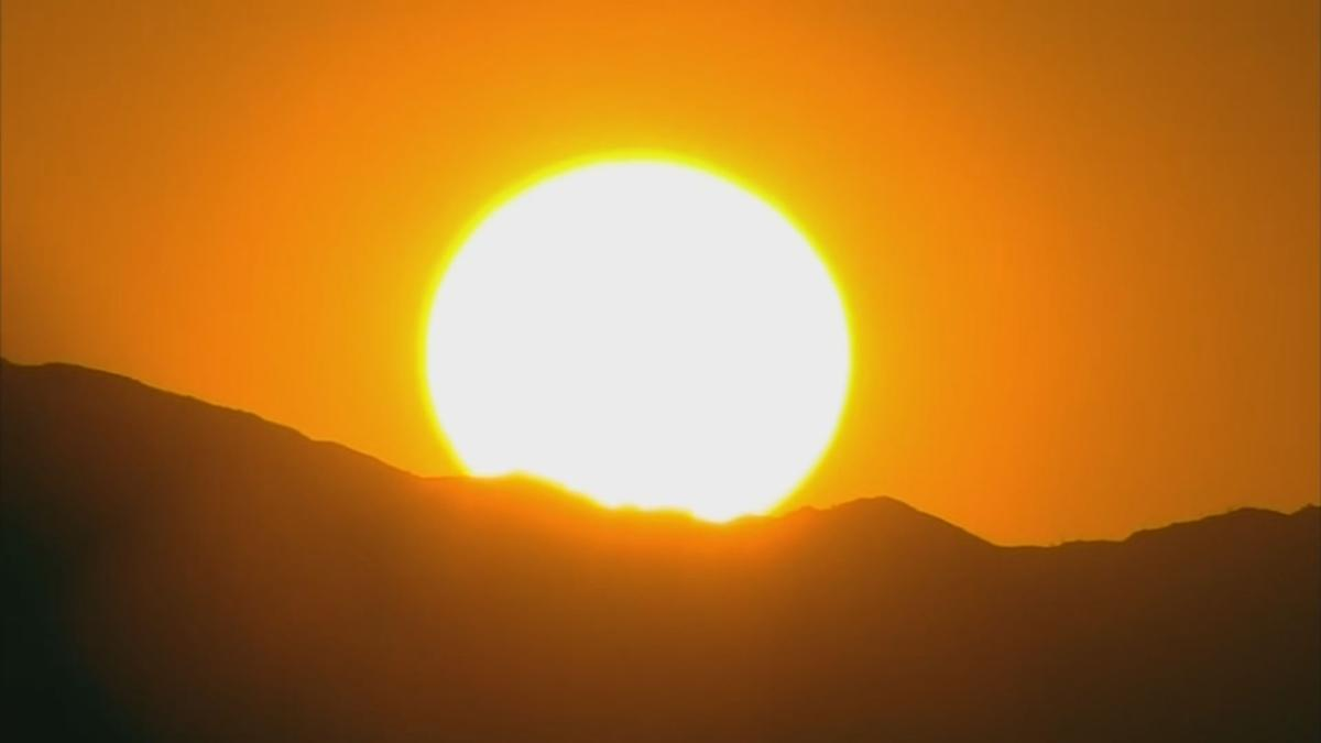 Record heat and hottest week of the year so far
