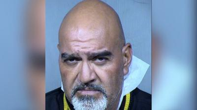 Man arrested after fondling, chasing woman jogging with friend in Tempe