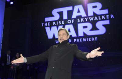 "World Premiere of ""Star Wars: The Rise of Skywalker"" - Red Carpet"