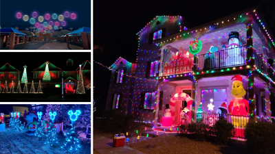 9 totally free and fun Phoenix area holiday light displays with