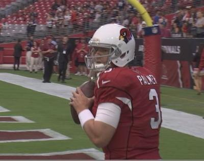 Cards to honor Carson Palmer