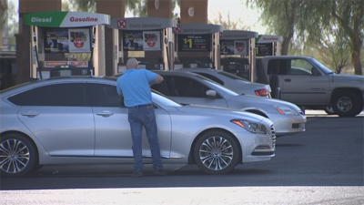 Credit card scammers target Phoenix gas station, victims speak out on social media