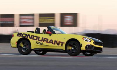 Bob Bondurant School of High Performance Driving temporarily shuts its doors