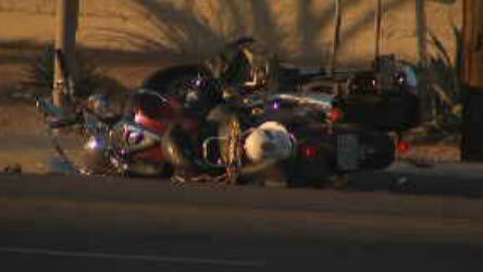 The crash happened Saturday near 28th Street & McDowell Road