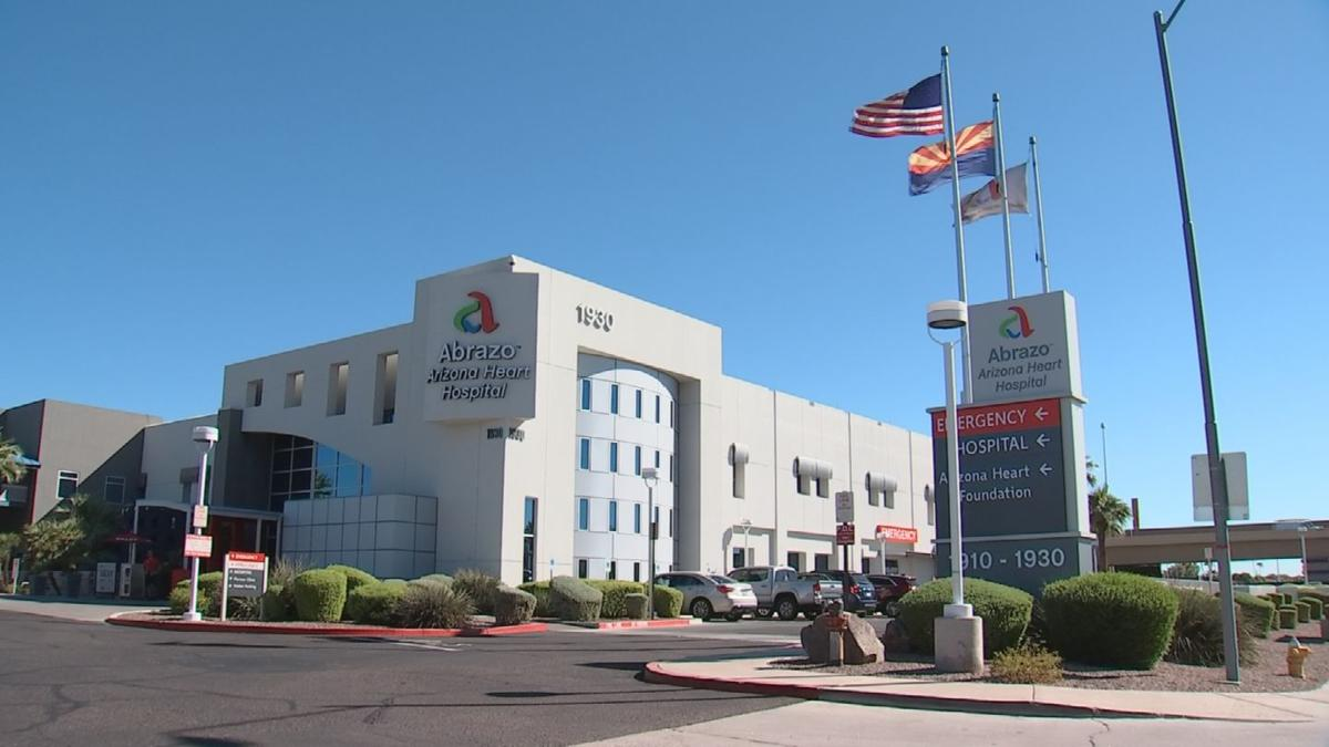 Medical breakthrough for heart being tested in Phoenix-area clinical trial