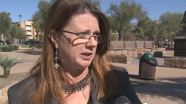 AZ lawmaker says topless women at rallies have 'no defense ' for rape
