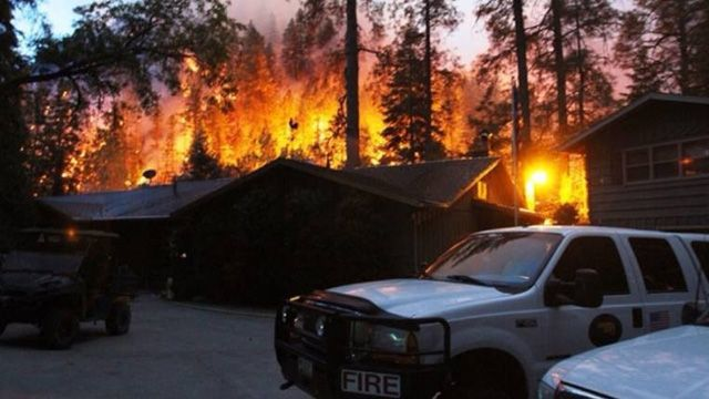 Slide Fire fully contained; cost reaches $10.1 million