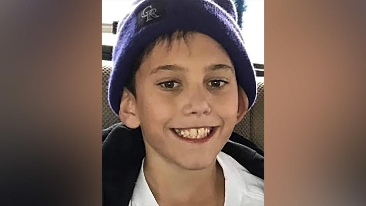 An 11-year-old boy went to play at a friend's house last week. No one has seen him since