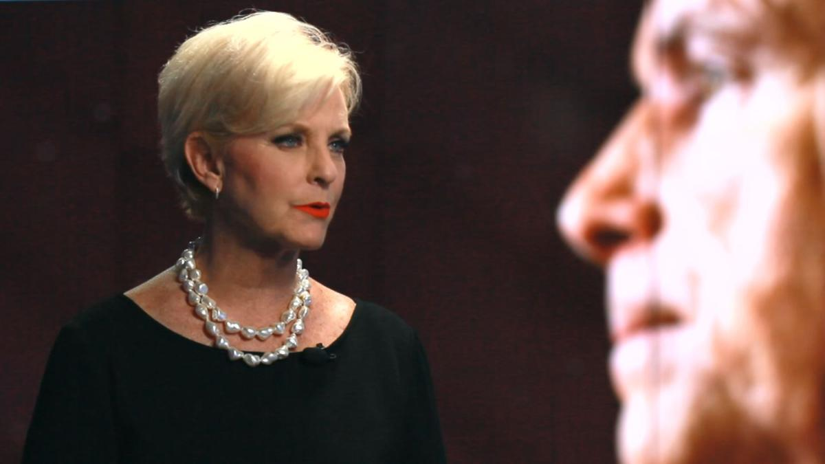 Cindy McCain opens up about loss, legacy of late Sen  John