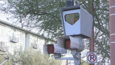 Deactivated red-light cameras