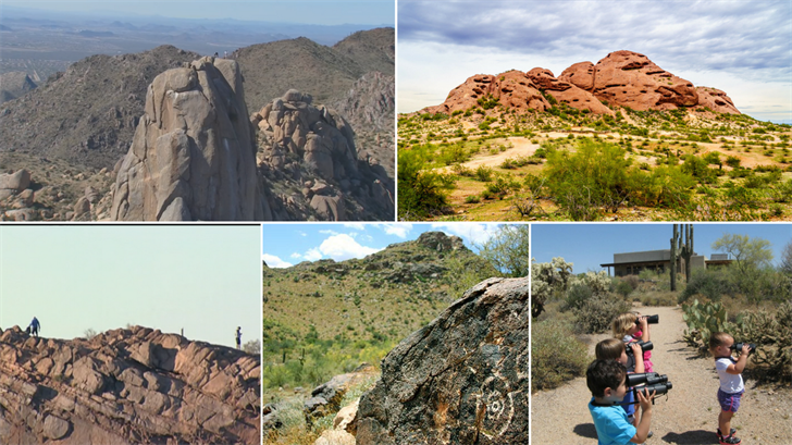 LIST: Areas to hike in Phoenix area