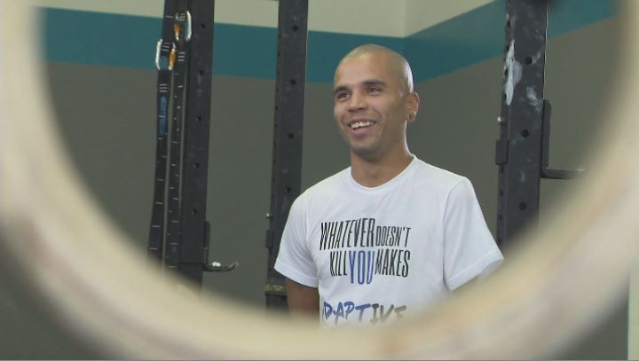 Adapt and overcome: Phoenix man's journey from amputation to CrossFit competitor