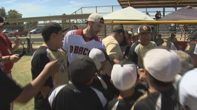 D-backs 19th annual Inter-tribal tournament has 'big league' feel