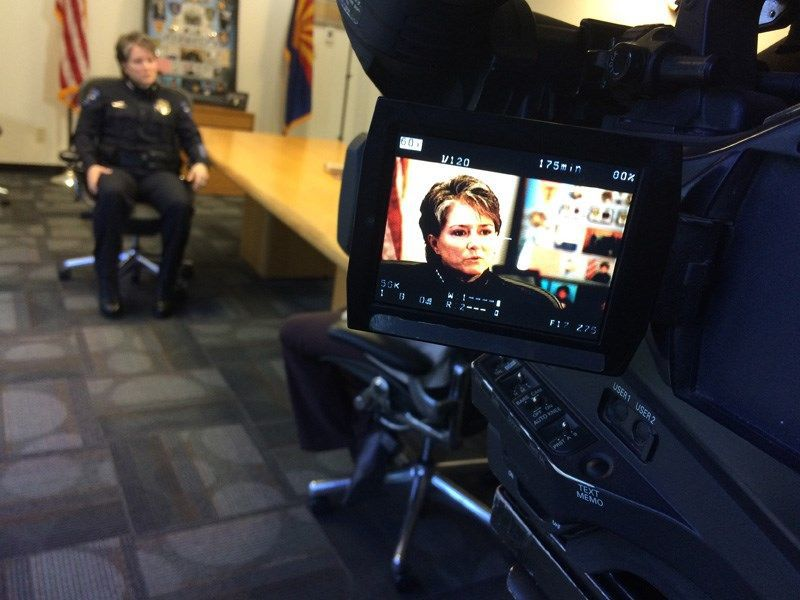 One on one with Tempe's new police chief