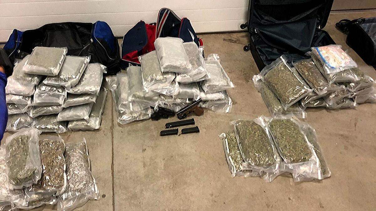 Drugs discovered during I-40 traffic stop near Ash Fork