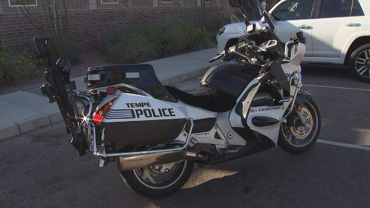 Tempe PD adds AR-15s to some of its motor units