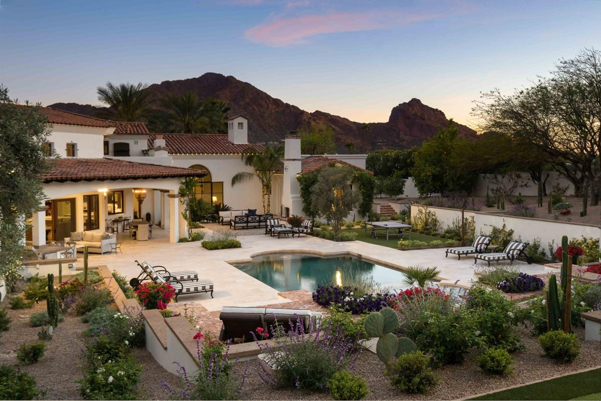 $4.59 million home for sale in Paradise Valley