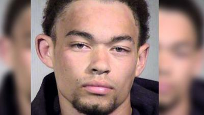 18-year-old Nehemiah Gee was arrested, along with a 13-year-old girl