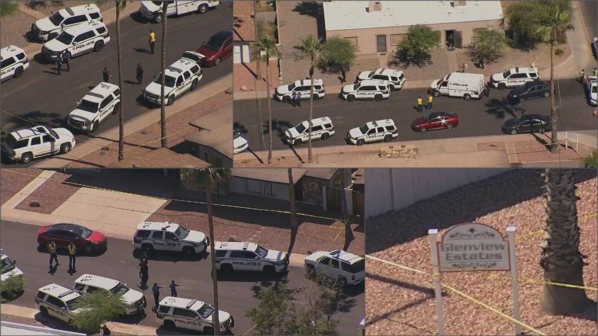 Dad accidentally shoots child in Glendale, police say