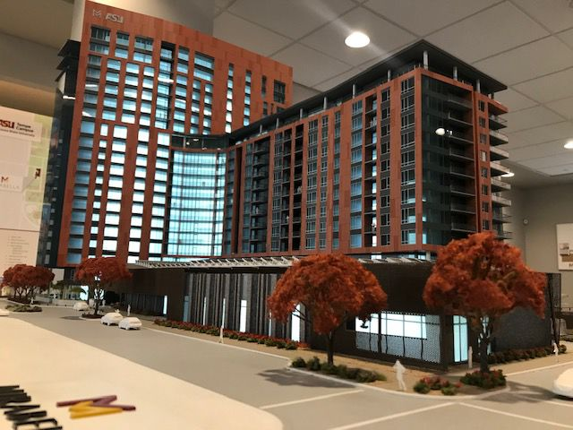 Luxury high-rise brings inter-generational community, lifelong learning to retirees at ASU