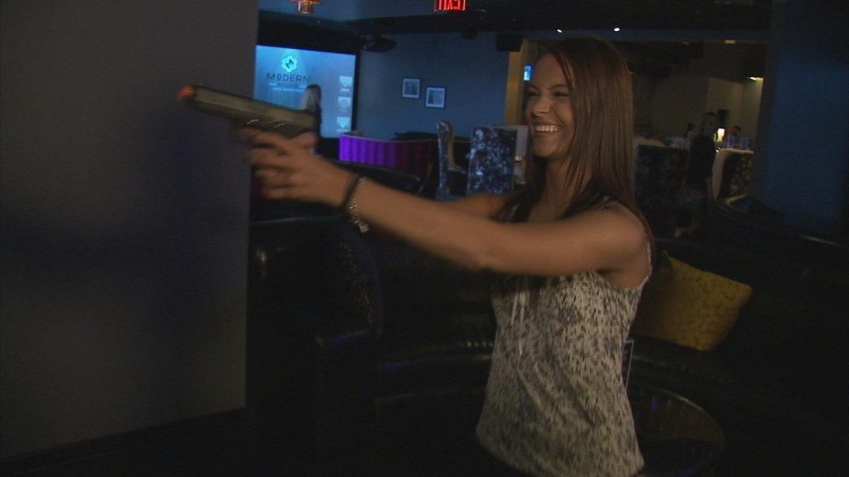 Virtual reality meets shooting range at new 'Modern Round' in Peoria