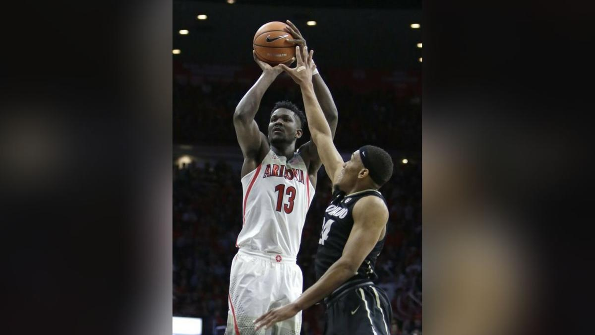 'I know I'm going No. 1' - Deandre Ayton confident he'll soon be a Phoenix Sun