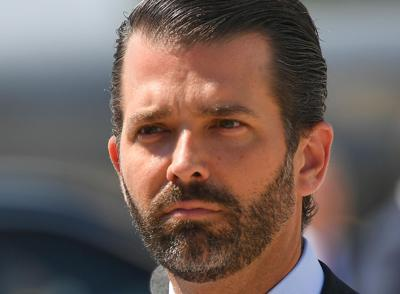 Donald Trump Jr. tests positive for coronavirus