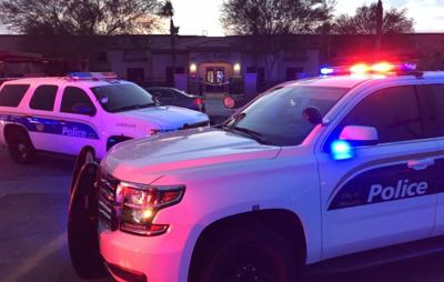 The shooting happened Tuesday evening
