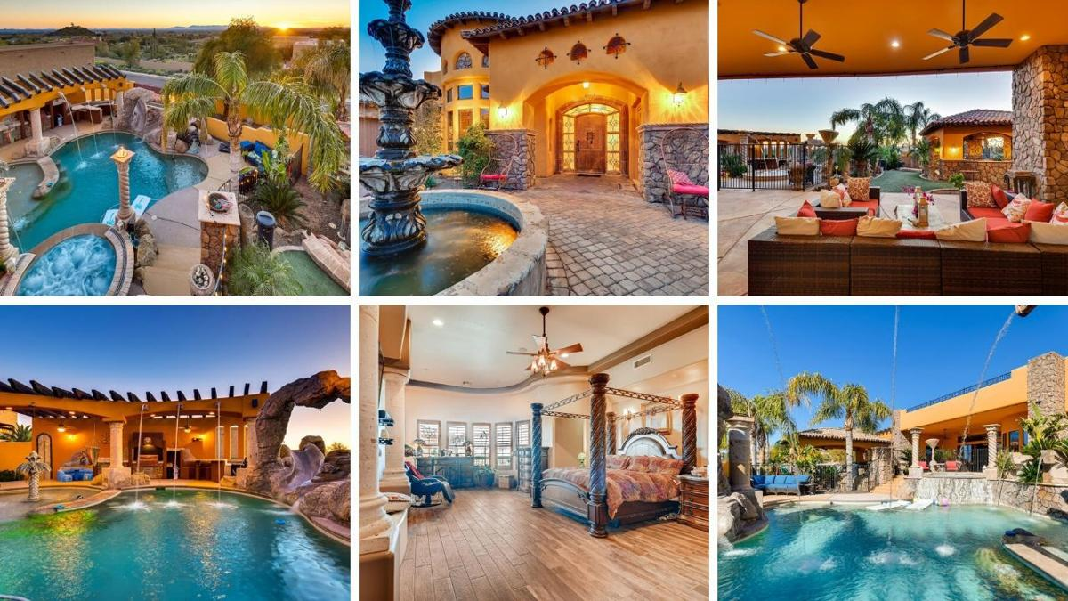 $1.04 million Mesa home for sale