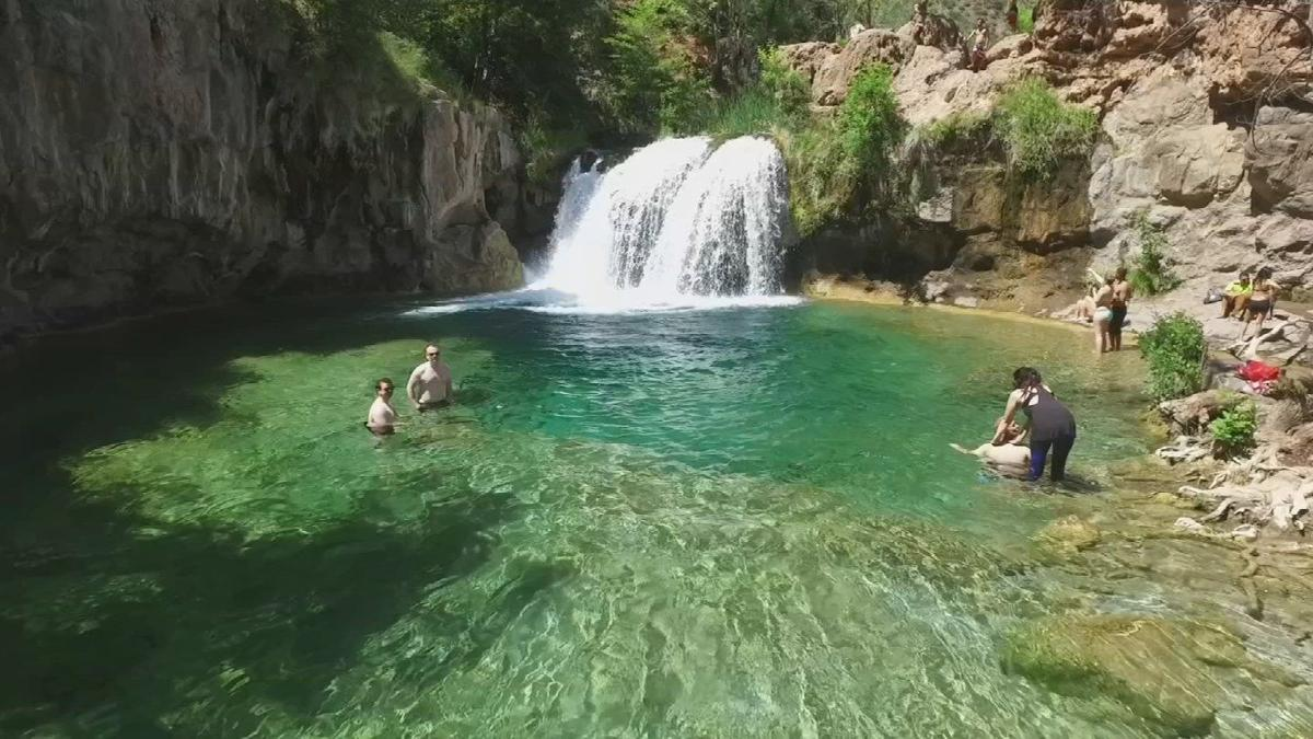 Fossil Creek: Arizona gem is perfect summer escape from Phoenix