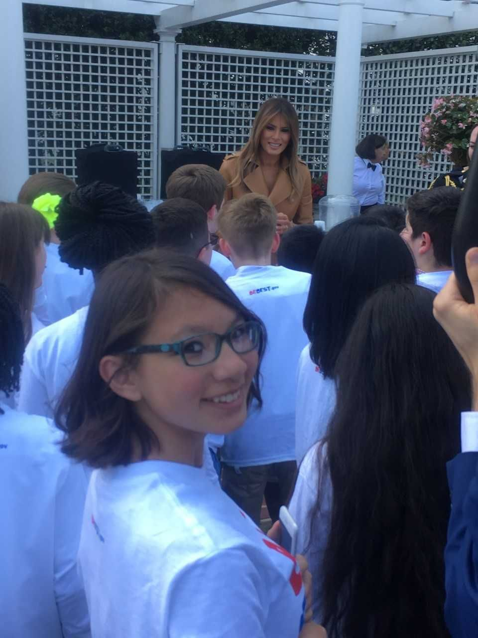 Gilbert teen invited to DC for first lady's 'Be Best' debut