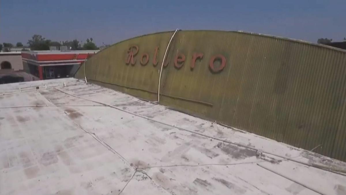 Collapsed roller rink roof had not been inspected in decades