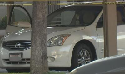 The girl's father found her unresponsive in the car, which was parked at an apartment complex near 51st Avenue and Thunderbird Road