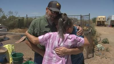 San Tan Valley Horse trainer Pays It Forward to neighbors