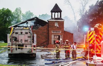 Notre Dame fundraising efforts inspire people to donate to rebuild Louisiana churches