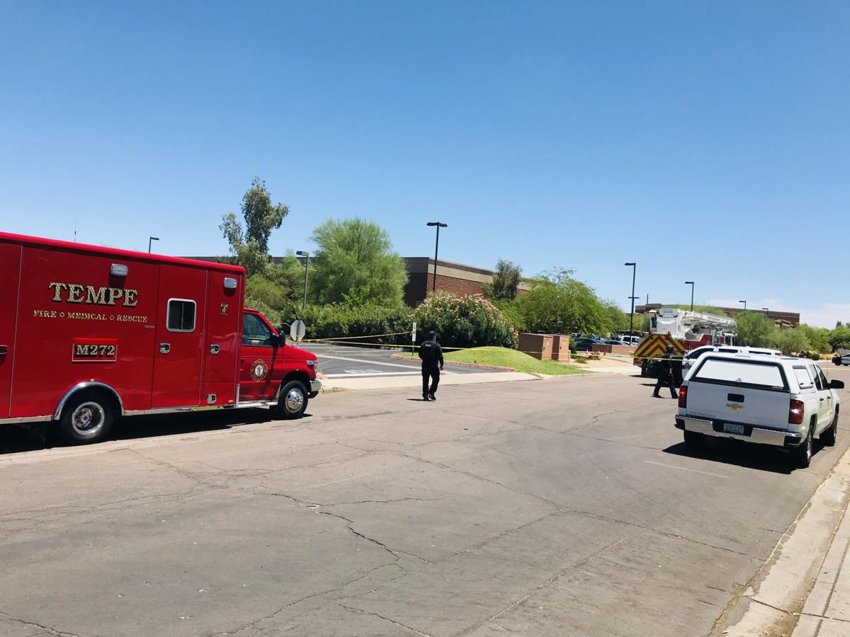 Tempe police Priest Drive situation