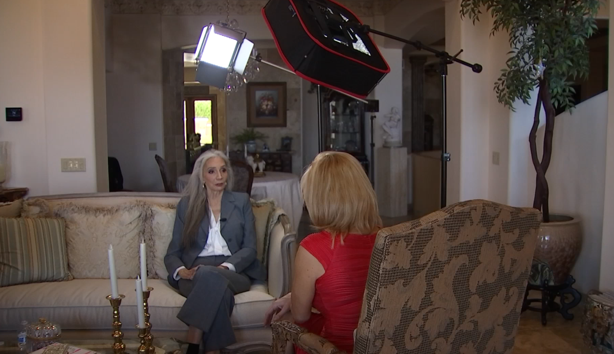Joanne Chaplin-Shuman tells Arizona's Family how she survived cancer twice.