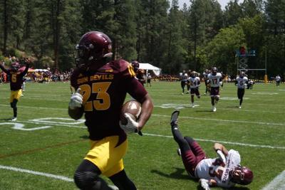 Lewis bulling way into ASU backfield picture