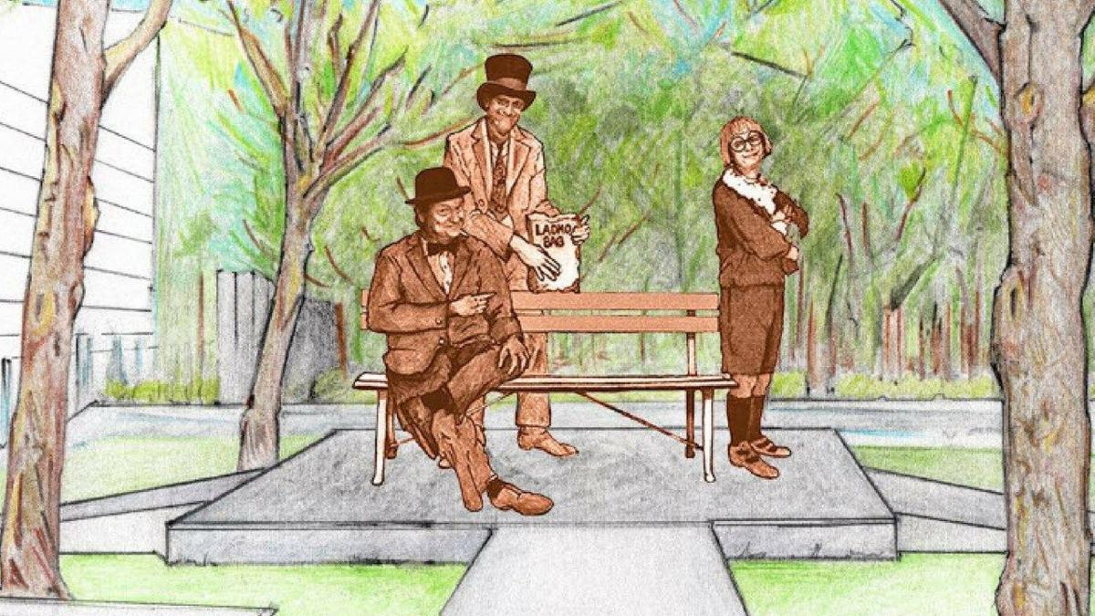 Wallace and Ladmo memorial bench to be unveiled at Phoenix Zoo