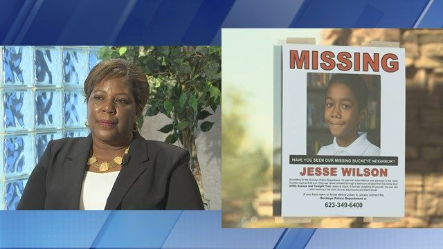 Woman claiming to be grandmother of missing Buckeye boy speaks