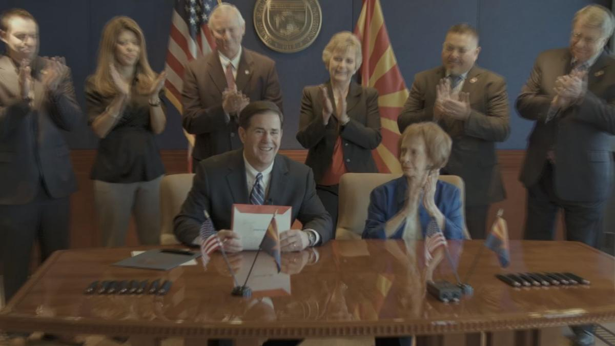 After Gov. Ducey signs tax extension, teachers say it's not enough