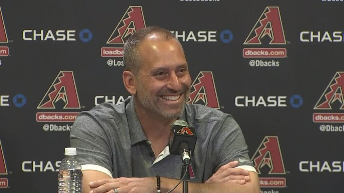 Diamondbacks manager has tough choice to make at shortstop