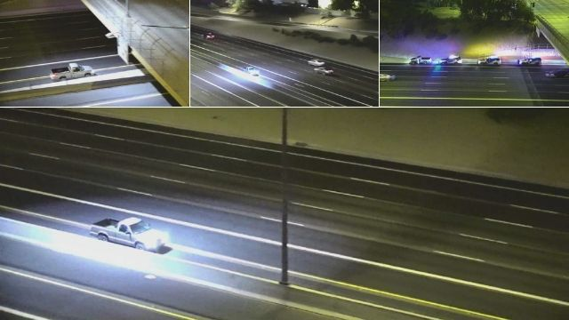Wrong-way driver caught on camera on US 60 in Mesa