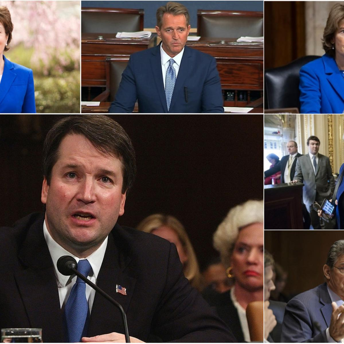 How the only 5 senators who matter are thinking about the
