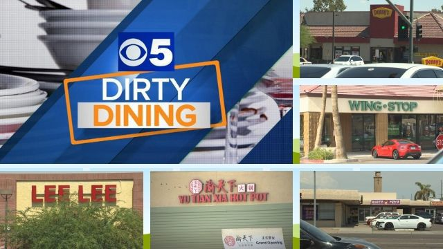 Dirty Dining July 26: