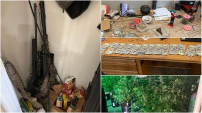 MCSO busts marijuana growing, selling operation in Tonopah