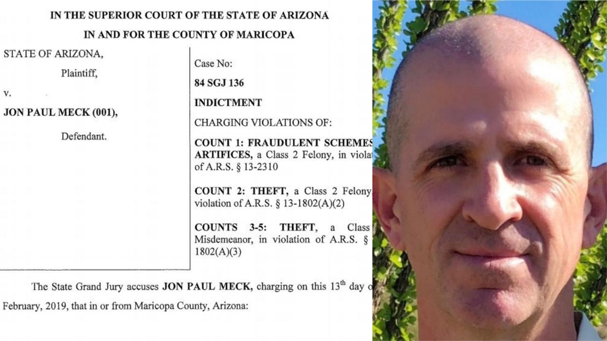 Jon Meck indictment